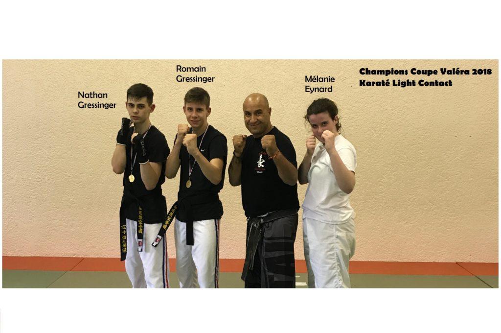Coupe Valéra 2018 - Karate Club Ramonville