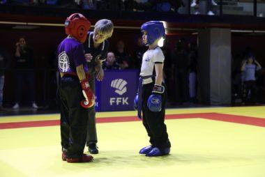 Karaté Light Contact pour enfant de 6 ans à 14 ans